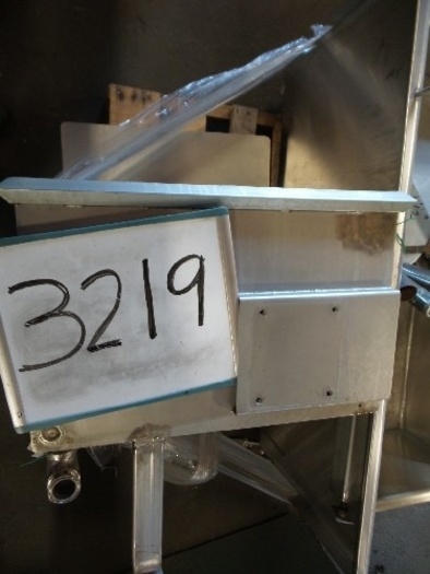 40 Gallon Stainless Steel Square Tank #3219