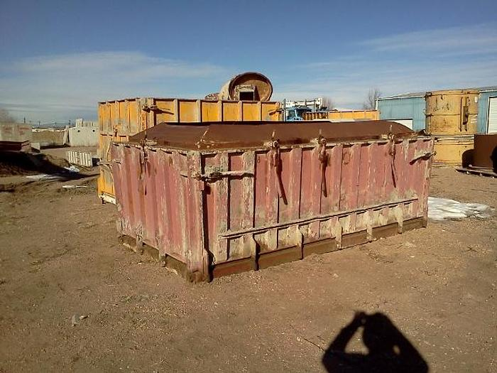 Used Del Zotto 1,000 GAL Septic Tank Form