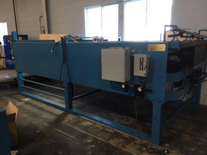 """Used 60"""" X 60""""  SHEET STACKER FOR ROSENTHAL / CONTECH"""