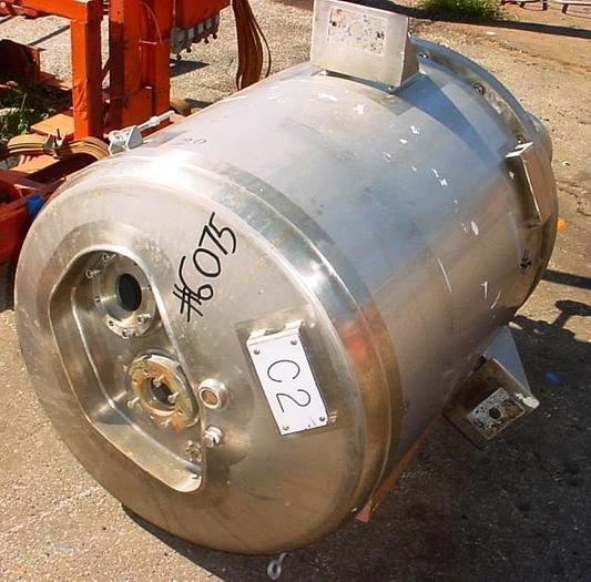 80 Gal Northland Stainless Steel Reactor T-316