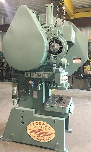 45 Ton, FEDERAL, OBI BACKGEARED PRESS