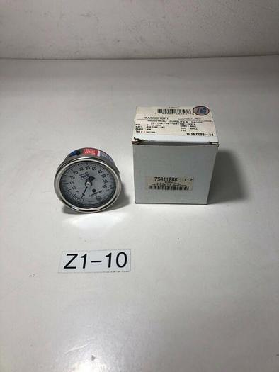 ASHCROFT 25-1009-SW-02B