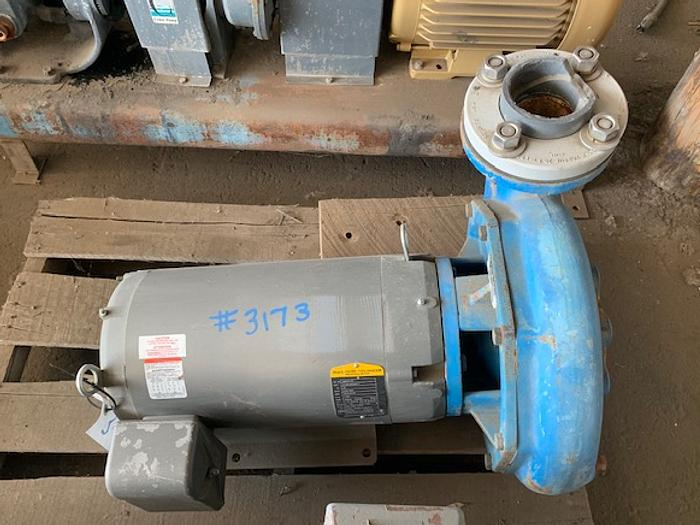 Used Gould 4'' x 3'' Centrifugal Pump