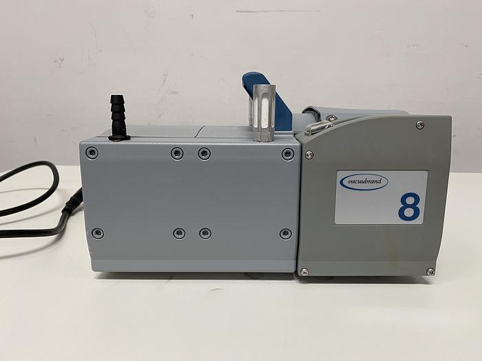 Used Vacuubrand ME 8 NT Diaphragm Vacuum Pump 120V