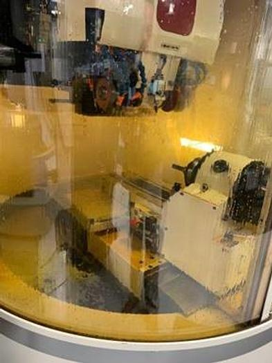 2010 WALTER HELITRONIC POWER 400 CNC TOOL AND CUTTER GRINDER