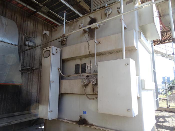 Used 15000 KVA OA ABB OIL INSULATED TRANSFORMER SUBSTATION 4160Y/2402