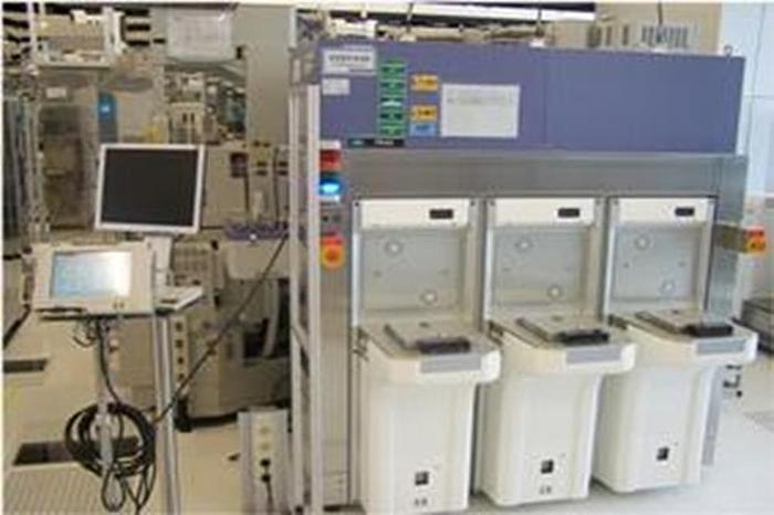 Used TEL Trias TiN Chamber CVD314-02C