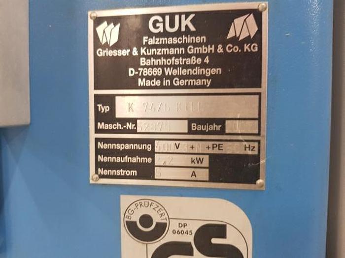2007 GUK 74/6 KTLL