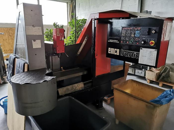 Gebraucht CNC Fräsmaschine EMCO F 3 CNC