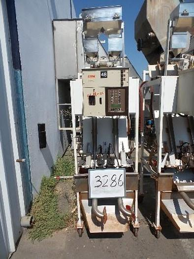 Used 490039-998 ESM/Satake Two-Channel Defect Sorter #3286