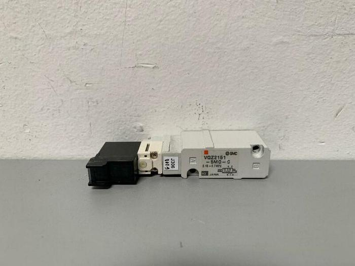 Used SMC VQZ2151-5MO-C Compact Base