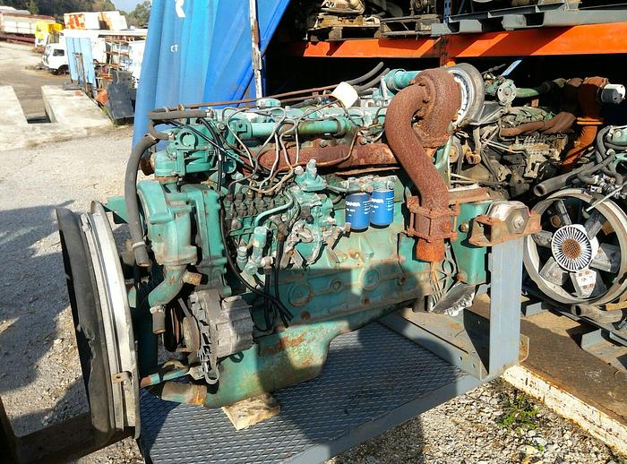 Used 1993 VOLVO TD61 GC 6 cylinder engine