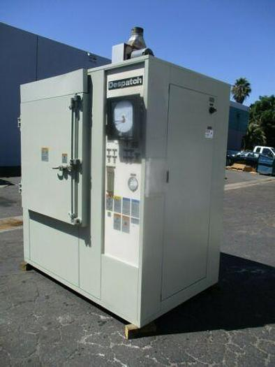 DESPATCH 3' X 3' X 3' ID 1000 DEGREE F CABINET FURNACE / ELECTRIC ANNEALING OVEN