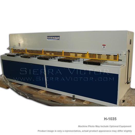 BIRMINGHAM Hydraulic Shear H-1335