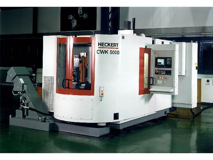 2004 Heckert CWK500D