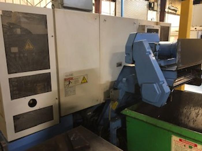2001 OKK Horizontal Machining Center HM-80-S