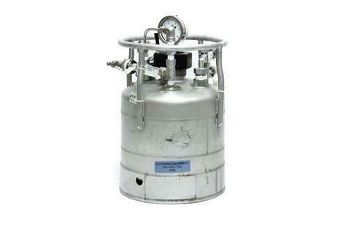 Used Alloy Products 99-0071-00 Stainless Steel T 316 Pressure Vessel 135 PSI (4009)