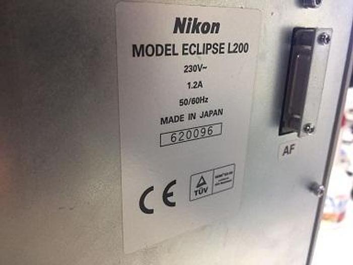 Nikon Eclipse L200 Metallurgical Microscope