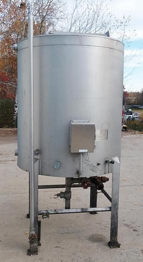 Used Heat & Control 500 Gallon Oil Holding Tank