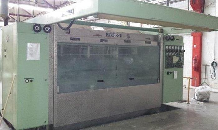 Used MILLING ZONCO  NEW-COM 600