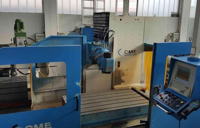Usata Fresatrice CNC - CME FS-1 - SELCA 3045PD