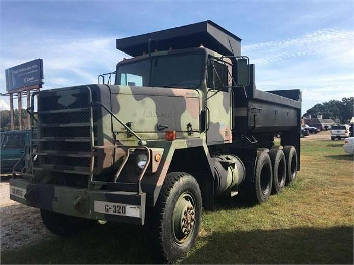 Used 2003 AM GENERAL M917