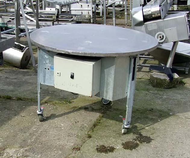 Używane Stół obrotowy