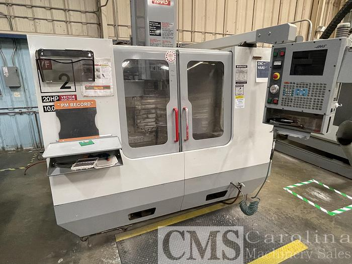Used Haas VF-2D CNC