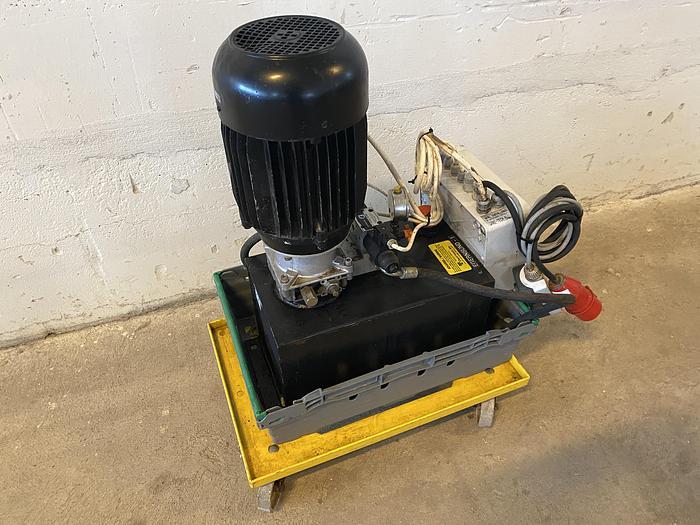 Refurbished Hydraulpump Dani-tech