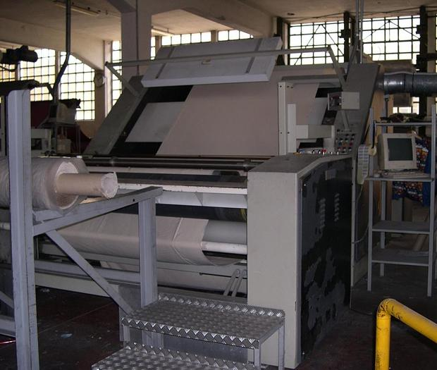 Used INSPECTING MACHINE TECNOTEAM SP2