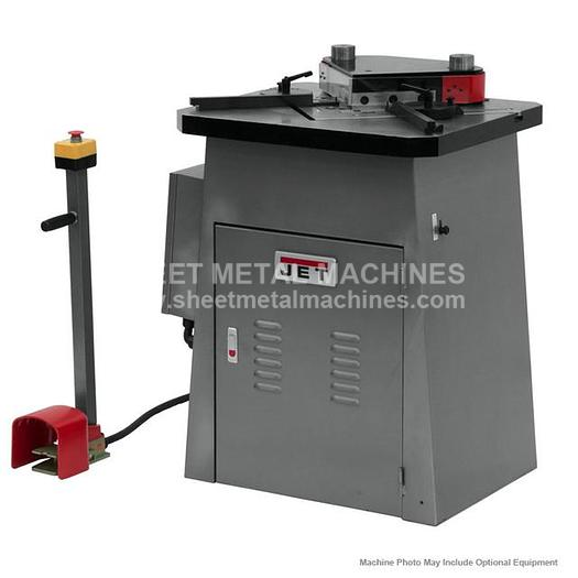 JET EMN-9 Hydraulic Sheet Metal Notcher 754410