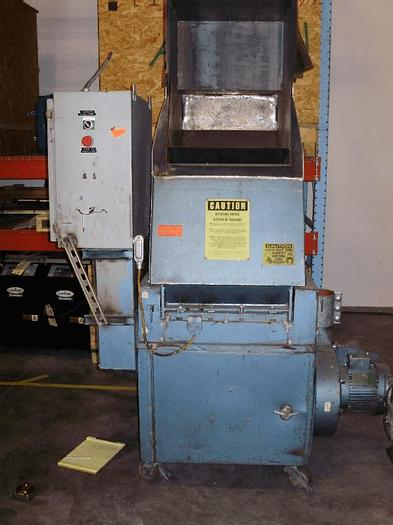 Used 14 x 20 CONAIR HUSHGUARD GRANULATOR – 30 HP – #8102