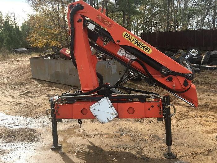 Used PK 6001 Performance Technical Specifications (EN 12999 H1-B3) Max. lifting moment 5.4 mt/53.0 kNm 39080 ft.lbs Max. lifting capacity 3300 kg/32.4 kN 7280 lbs Max. hydraulic outreach 11.2 m 36? 9?? Max. manual outreach 12.9 m 42? 4?? Slewing ...