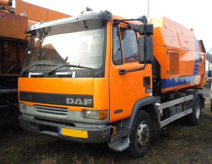 Gebruikt DAF 45
