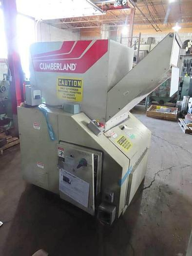 Used CUMBERLAND MODEL 1628 GRANULATOR REBUILT WITH 90 DAY PARTS & LABOR WARRANTY