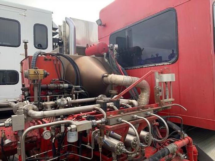 Truck Mounted 180k Non-Fired N2 Pumper
