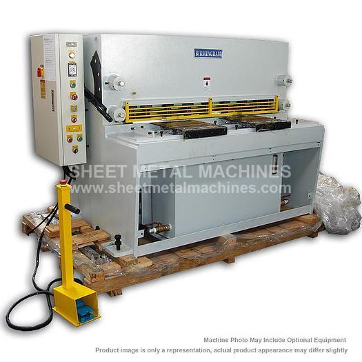 BIRMINGHAM Heavy Duty Hydraulic Shear H-0665