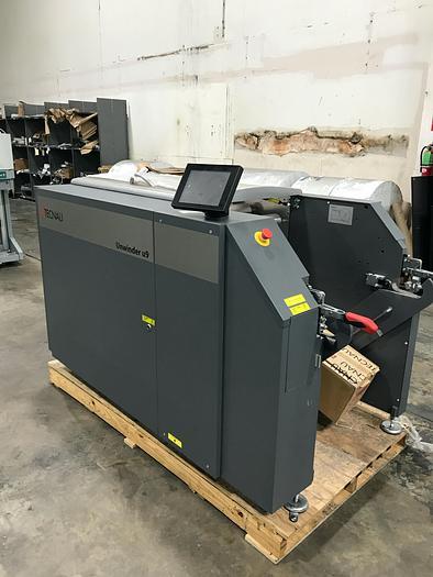 Lasermax Tecnau U9 Unwinder (High Speed)