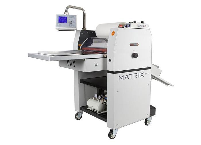 Matrix MX-530P Pneumatic Laminator