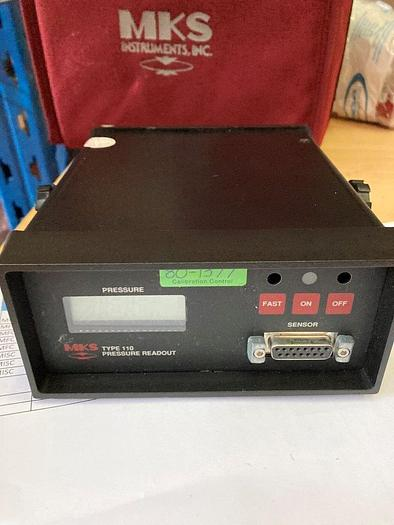 Used MKS Baratron 102A