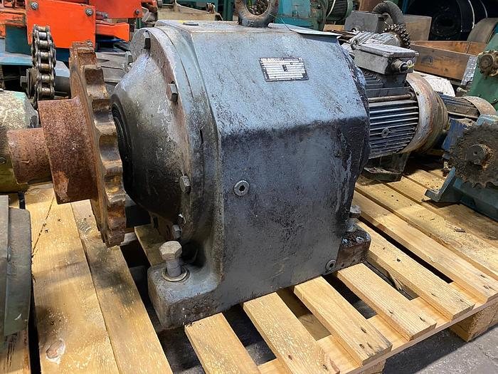 Used 11 kW, SEW-Eurodrive, Electric motor with reducer