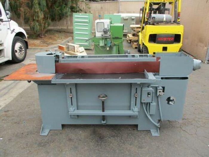 Used RODGERS HEAVY DUTY EDGE SANDER