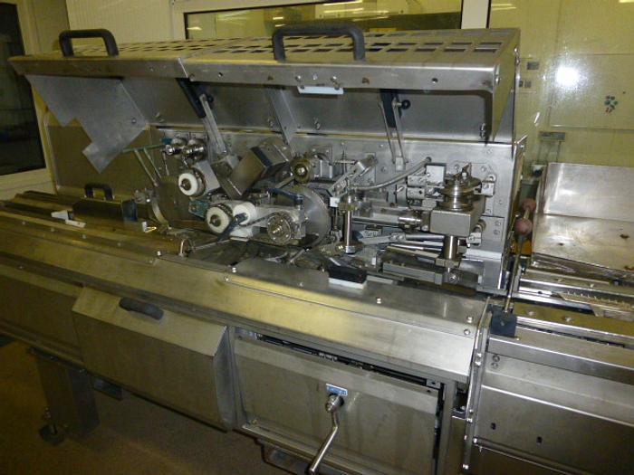 1998 Baader 208 Filleting Machine