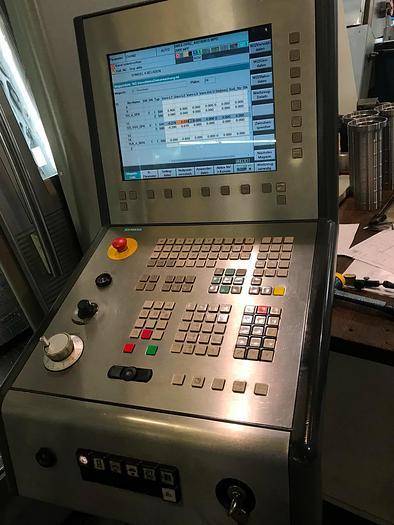 2005 CNC Dreh- Fräszentrum GILDEMEISTER GMX 400 Linear