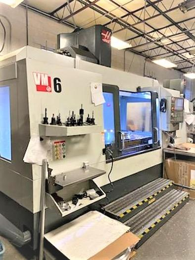 Used 2018 Haas VM-6