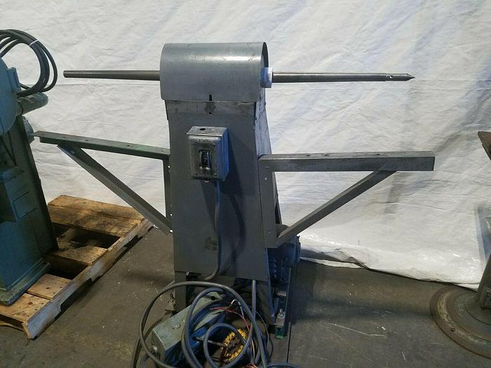 Used Buffing Polishing Machine Jack Lathe 1-1/2 HP