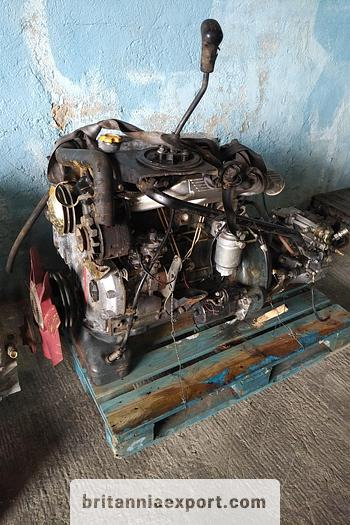 Used 2000 NISSAN B4.40 4 cylinder