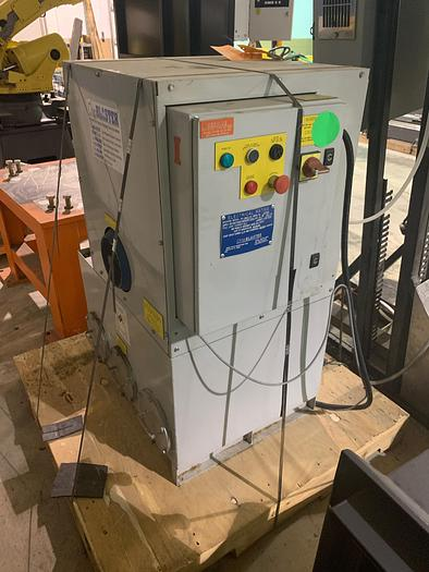 Used CHIP BLASTER M30-70 HIGH PRESSURE COOLANT SYSTEM
