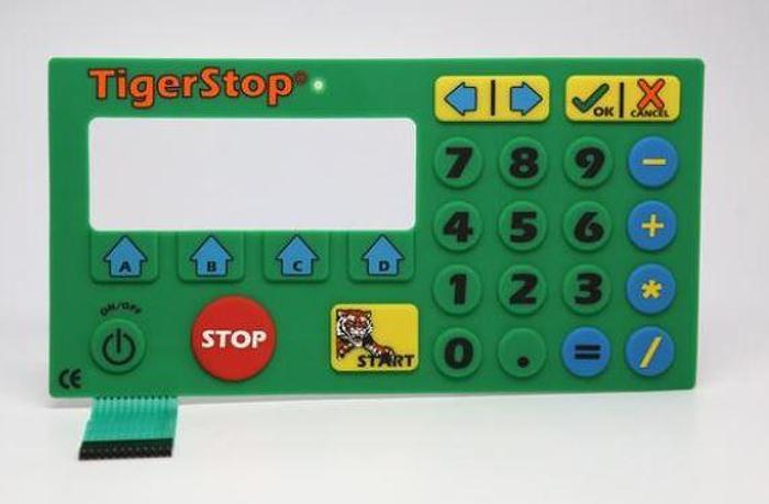 Tigerstop Keypad Membrane