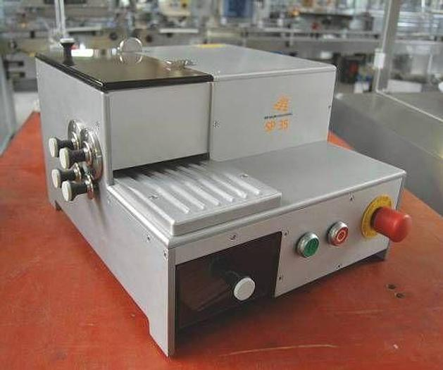 Used I 10290 D - Deblistering Machine BAUER SP 35 for Suppositories